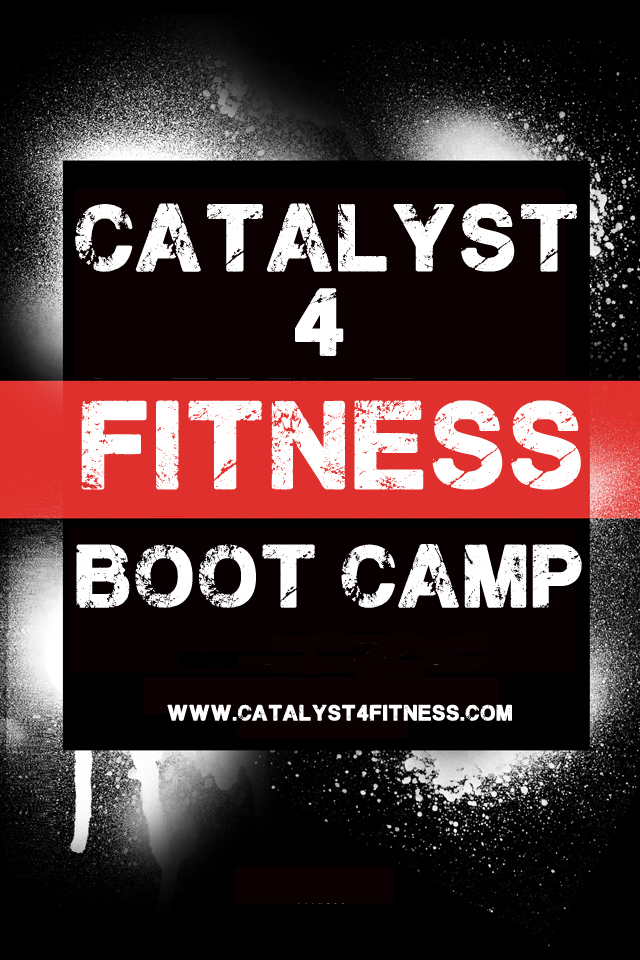 boot camp banner for catalyst 4 fitness