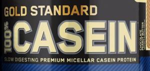 gold standard 100% casein label