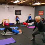 metabolic explosion training group fitness class