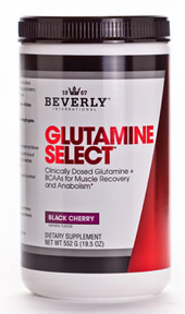 Glutamine Select with BCAAs