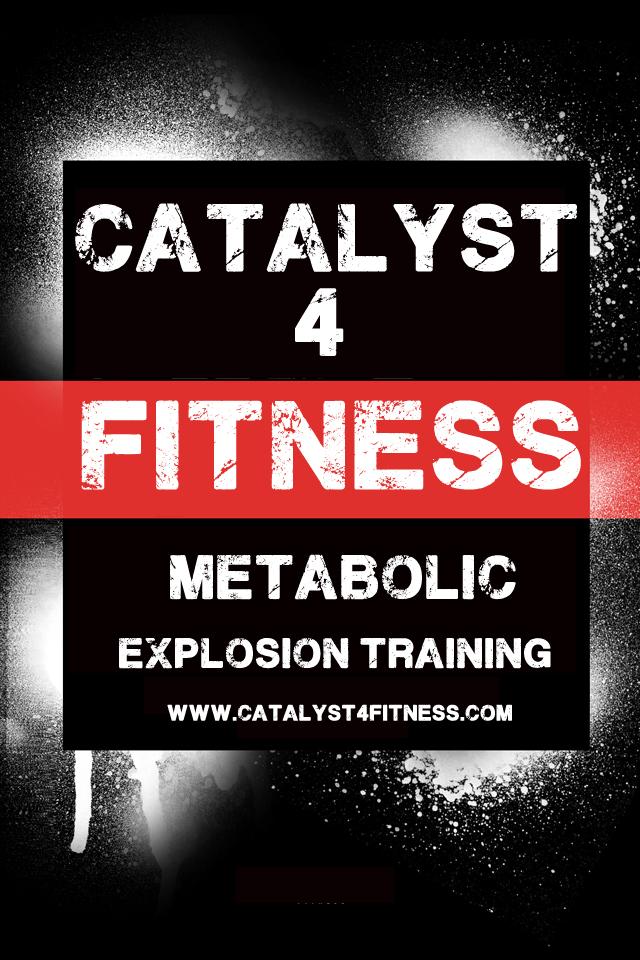 catalyst 4 fitness metabolic explosion training image