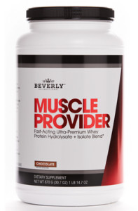 beverly international muscle provider chocolate