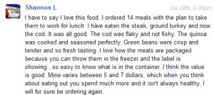 shannon l icon meal testimonial