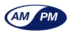 am/pm sign