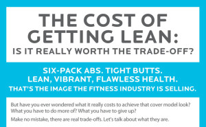 the cost of getting lean infographic part 1