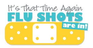 it's that time again flu shots are in
