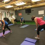 metabolic explosion training class