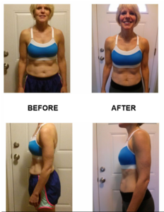 kristi strakowski before and after weight loss photos