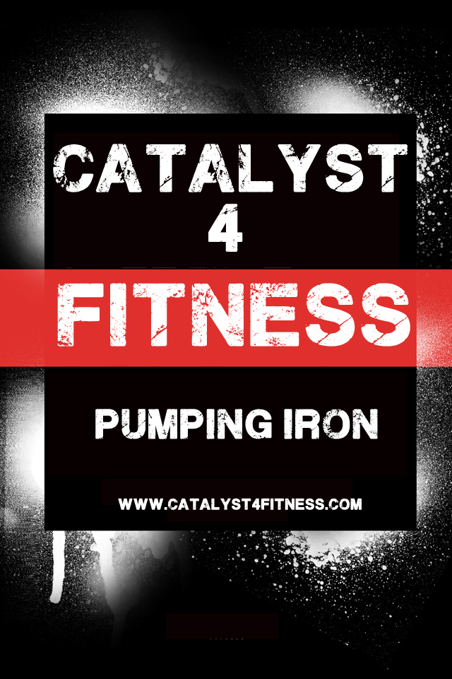 catalyst 4 fitness pumping iron image