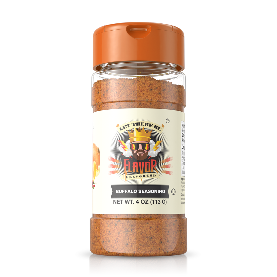buffalo seasoning