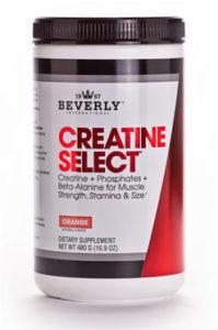 creatine select