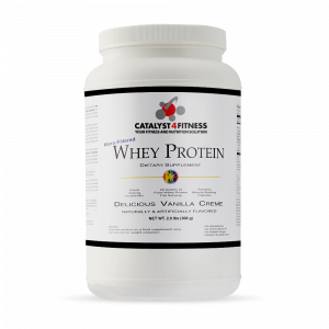 Catalyst 4 Fitness Whey Protein