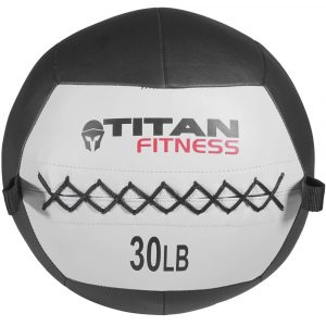 titan soft 30 lb medicine ball