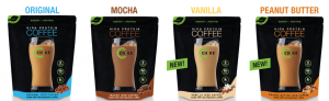 chike iced coffee flavors