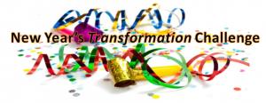 new year's transformation challenge