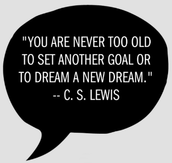 c s lewis quote about age