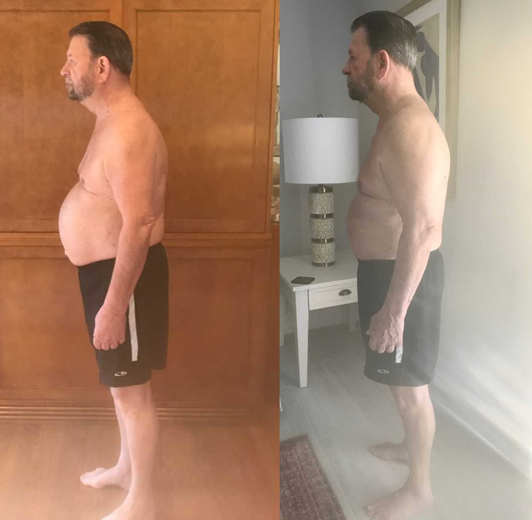 jim briede before and after