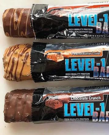 1st phorm level 1 bars