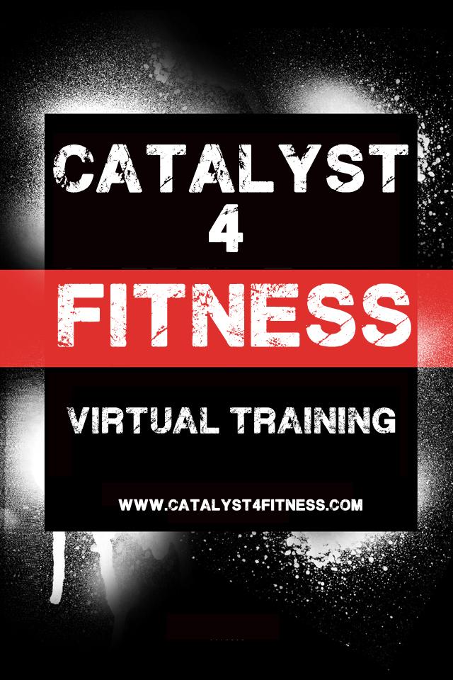 catalyst 4 fitness virtual training banner