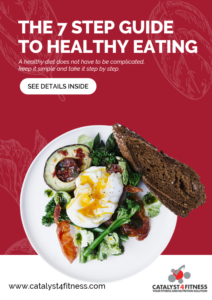 7 step guide to healthy eating cover