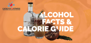 alcohol calorie guide cover