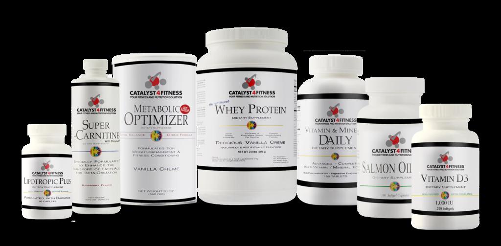 catalyst 4 fitness premium supplements