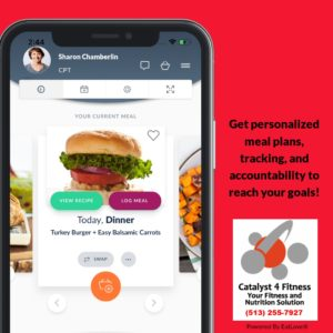 eat love catalyst 4 fitness personalized meal planning