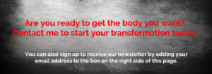 contact page for Catalyst 4 Fitness