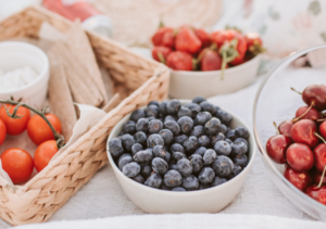 photo of fresh fruit and vegetables